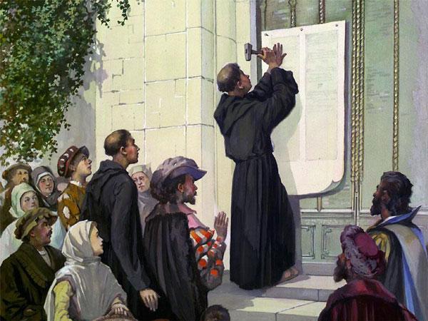 マルティン・ルターの宗教改革